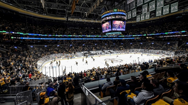 Boston Bruins TD Garden general