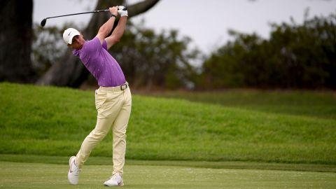 PGA golfer Rory McIlroy