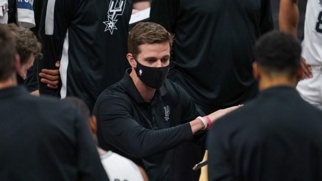 Future Celtics assistant coach Will Hardy