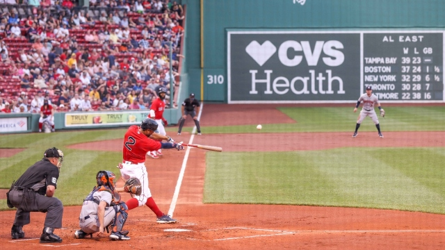 Boston Red Sox shortstop Xander Bogaerts (2)