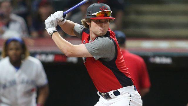 Boston Red Sox prospect Blaze Jordan