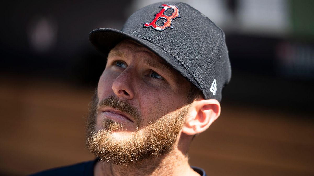 Chris Sale Grateful For Opportunity To Pitch Again After Tommy John Surgery