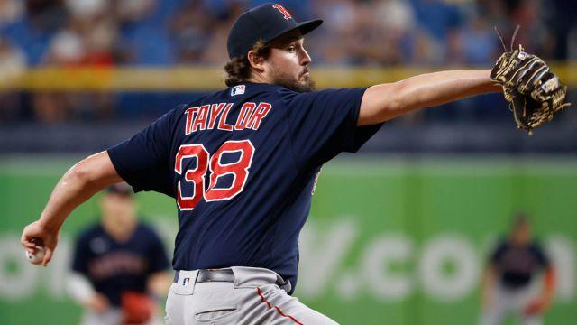 Boston Red Sox Josh Taylor