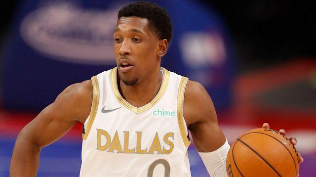 Dallas Mavericks guard Josh Richardson