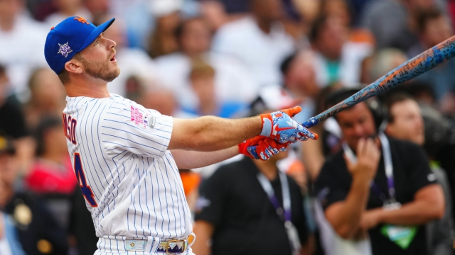 New York Mets first baseman Pete Alonso