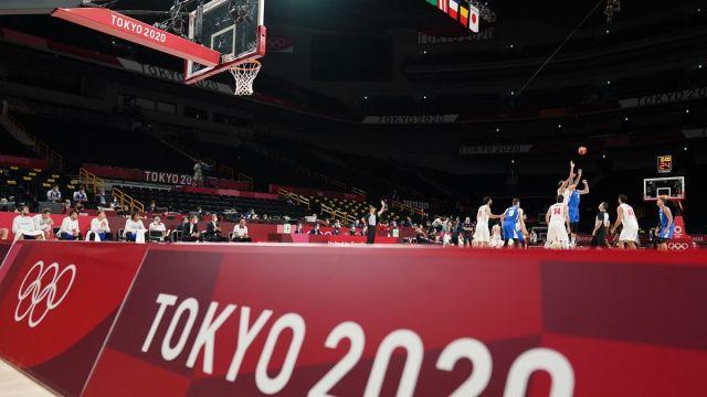 Basketball at the 2021 Tokyo Olympics