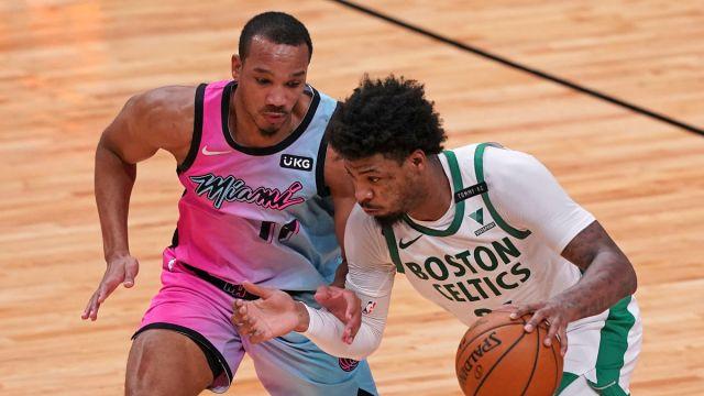 Miami Heat guard Avery Bradley