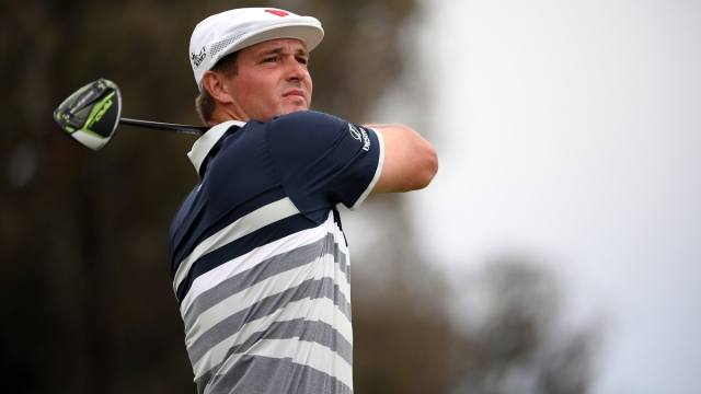 PGA Tour Golfer Bryson DeChambeau