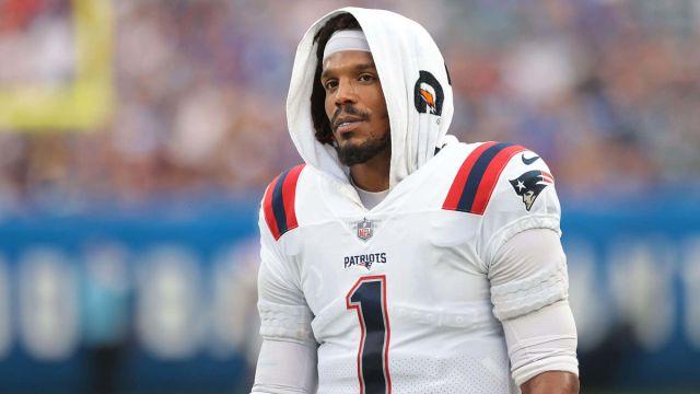 Former New England Patriots Quarterback Cam Newton