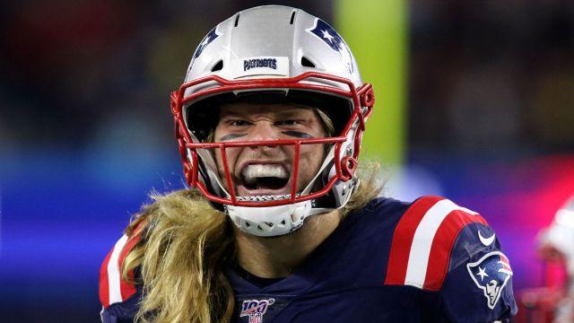 New England Patriots Linebacker Chase Winovich