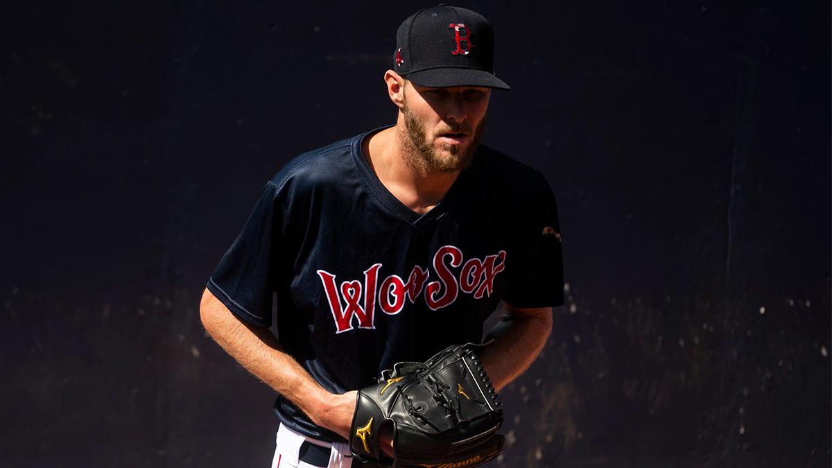 Chris Sale Will Make Red Sox Season Debut Next Saturday Vs. Orioles