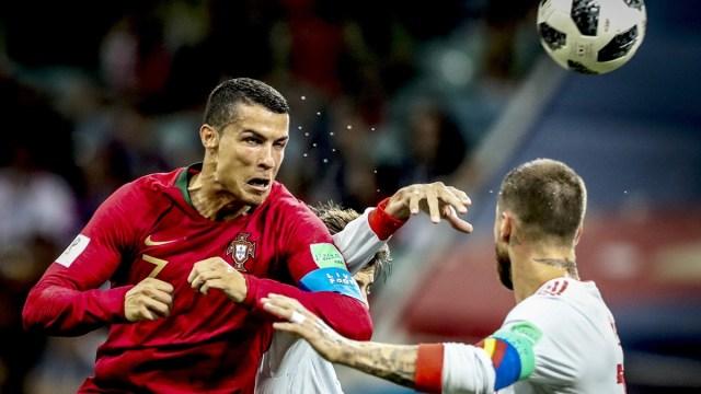 Portugal and Manchester United forward Cristiano Ronaldo