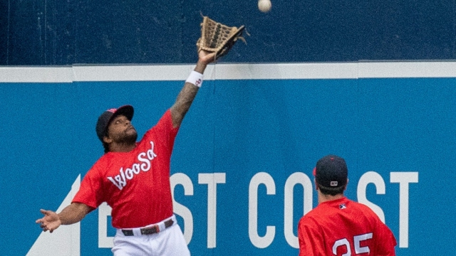 Minor league outfielder Delino DeShields Jr.
