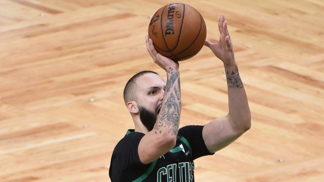 New york Knicks guard Evan Fournier