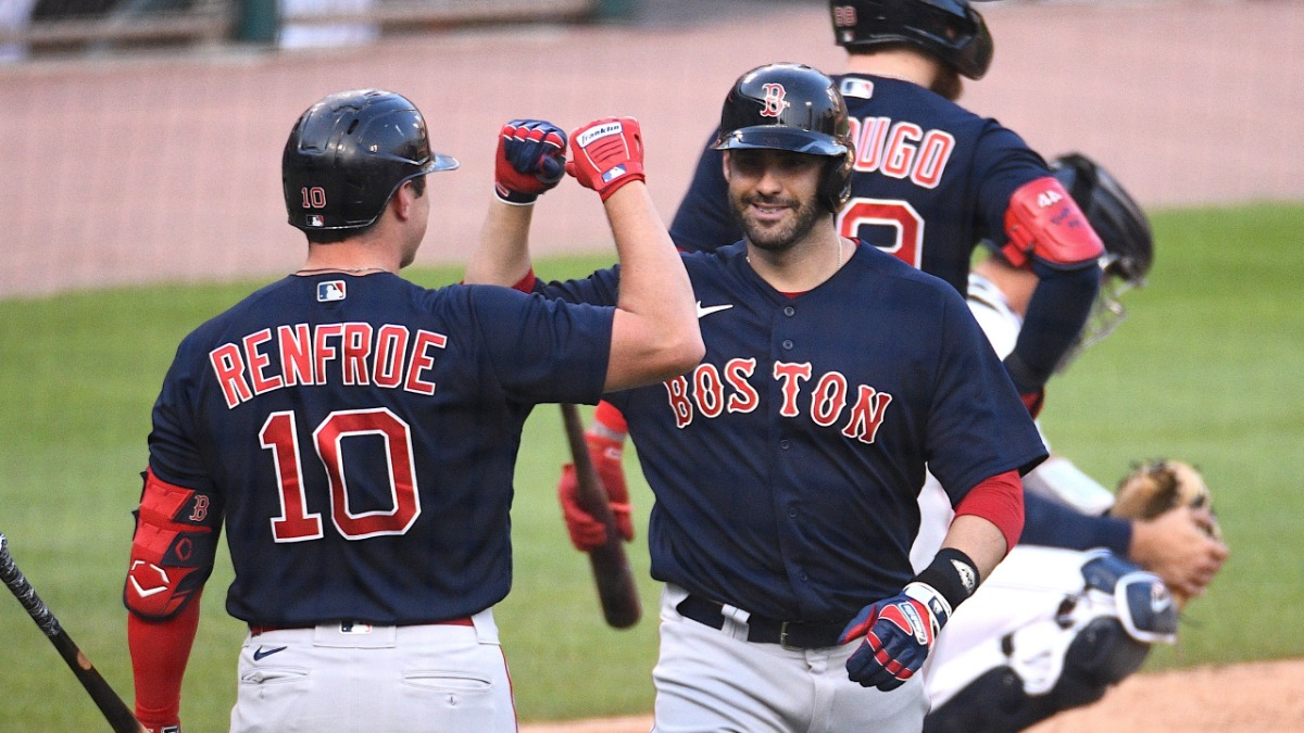 Comerica Park Has Been Awfully Kind To J.D. Martinez Throughout Career
