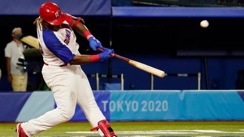 Red Sox minor leaguer Johan Mieses