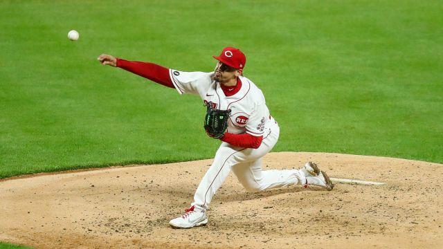 Boston Red Sox pitcher Jose De Leon