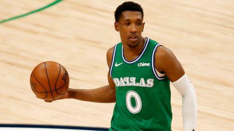 Boston Celtics guard Josh Richardson