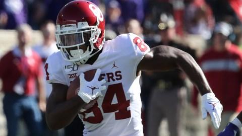 Oklahoma Sooners wide receiver Lee Morris
