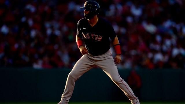Houston Astros infielder Marwin Gonzalez