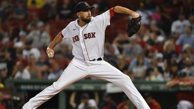Boston Red Sox closer Matt Barnes