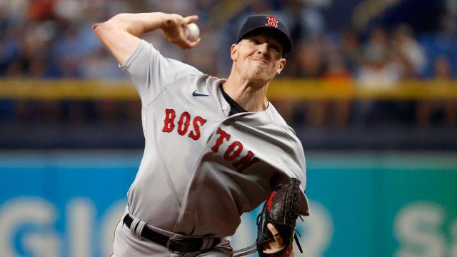 Red Sox pitcher Nick Pivetta
