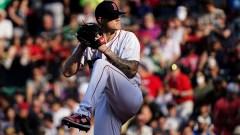 Boston Red Sox starter Tanner Houck