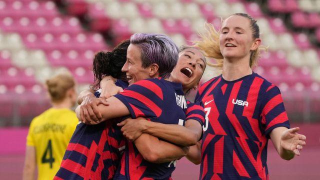 Olympics: USWNT Wins Finals - Bronze Medal Match
