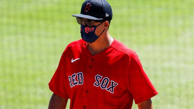Boston Red Sox bench coach Will Venable