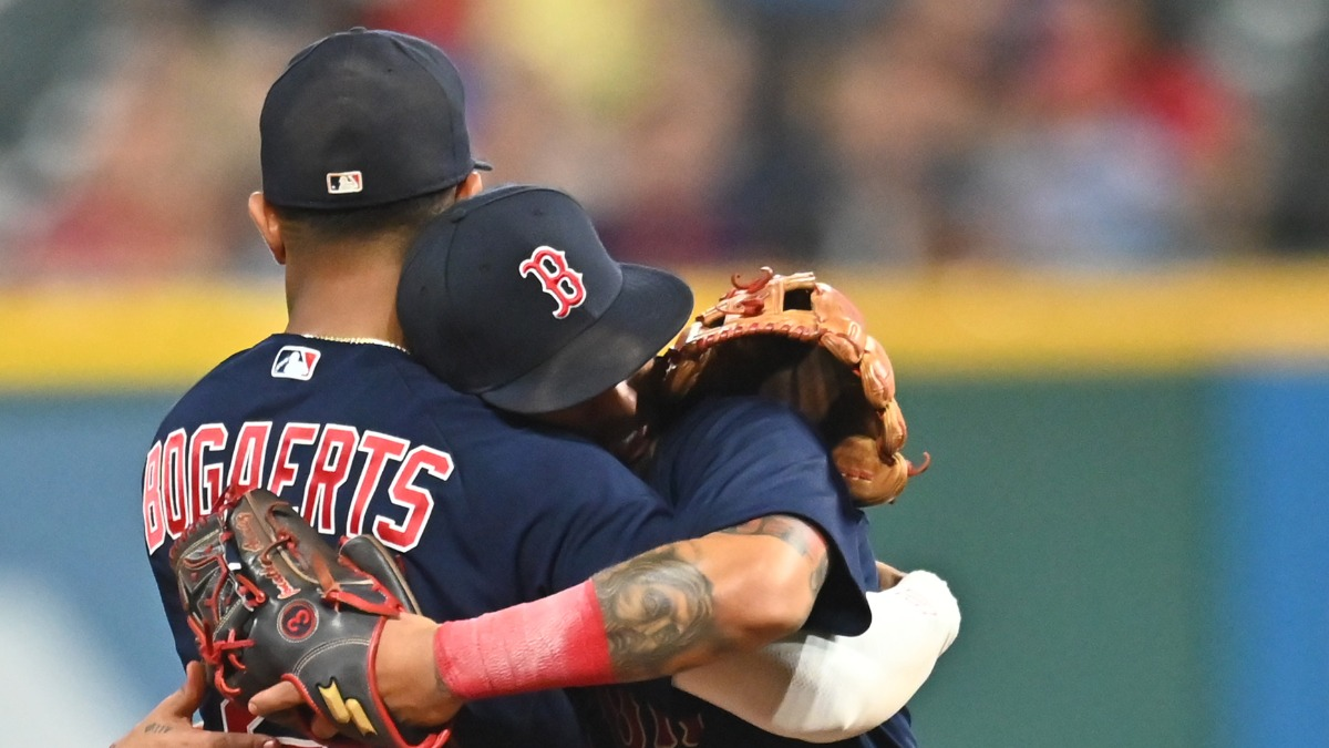 Red Sox Look To Gain Ground In Standings Saturday In Clash With Indians