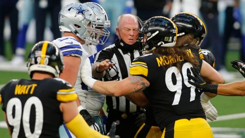 Dallas Cowboys and Pittsburgh Steelers