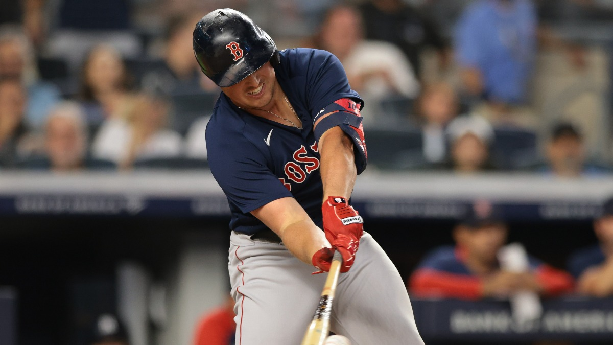 Red Sox Offense Looks To Get Back On Track In Series Finale Vs. Yankees