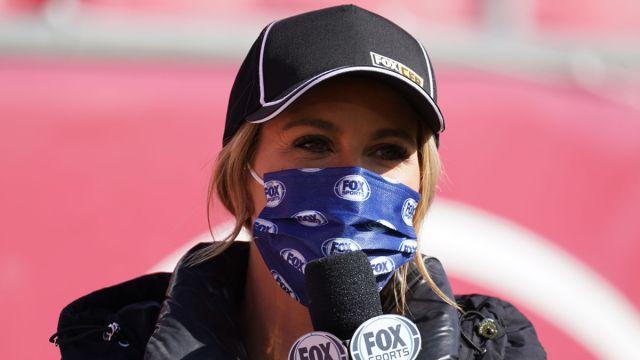 Fox Sports personality Jenny Taft