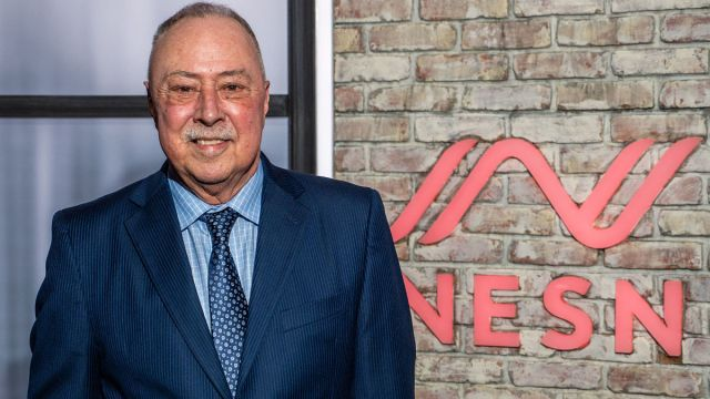 NESN Red Sox broadcaster Jerry Remy