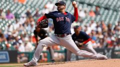 Boston Red Sox starter Martin Perez
