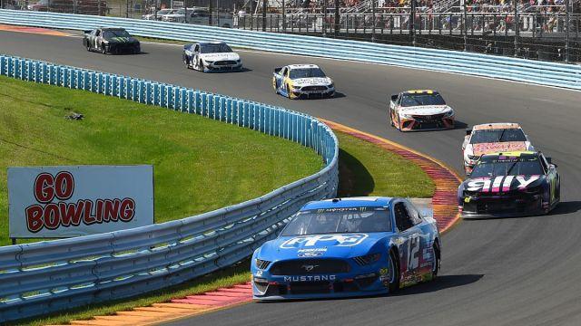 NASCAR drivers at Watkins Glen International