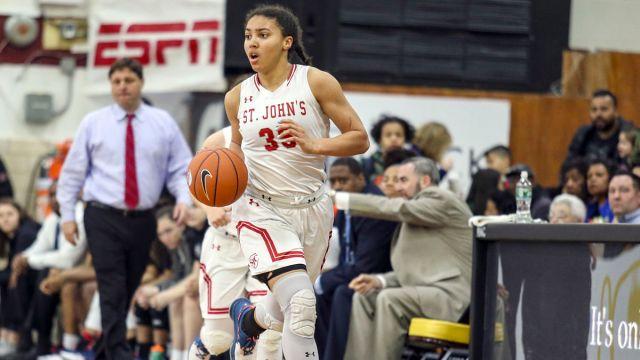 UConn Women's Basketball Guard Azzi Fudd