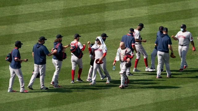 Boston Red Sox Pitchers