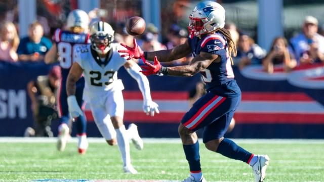 New England Patriots running back Brandon Bolden
