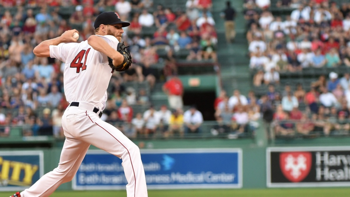 Chris Sale Hasn't Missed A Step Since Return To Red Sox's Rotation