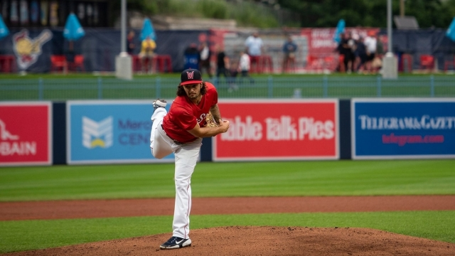 Boston Red Sox pitching prospect Connor Seabold