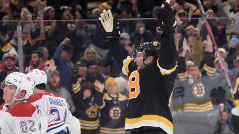 Former NHL forward David Backes