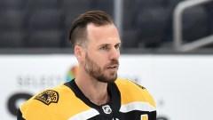 Former Boston Bruins center David Krejci