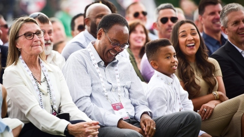 Family of MLB legend Derek Jeter