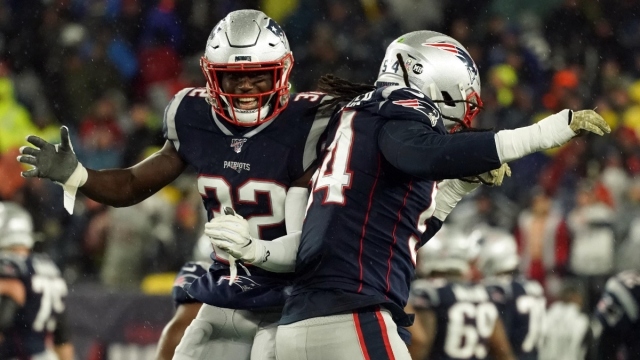 New England Patriots outside linebacker Dont'a Hightower