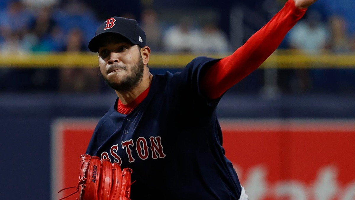 Eduardo Rodriguez Heating Up At Perfect Time For Red Sox With Month Left
