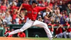 Red Sox Reliever Garrett Whitlock