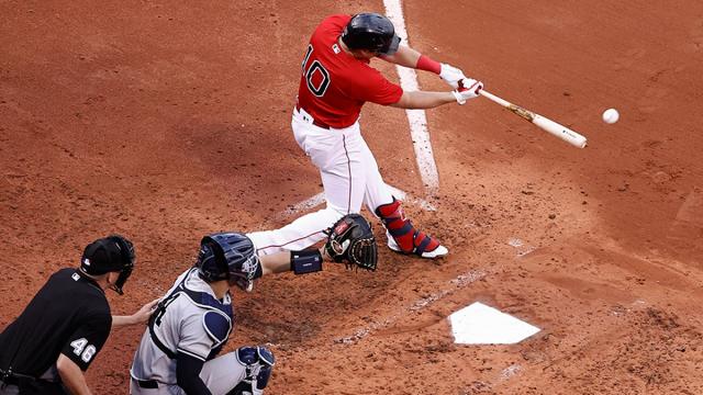 Red Sox Right Fielder Hunter Refroe