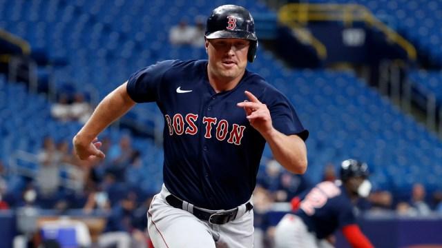 Boston Red Sox Outfielder Hunter Renfroe