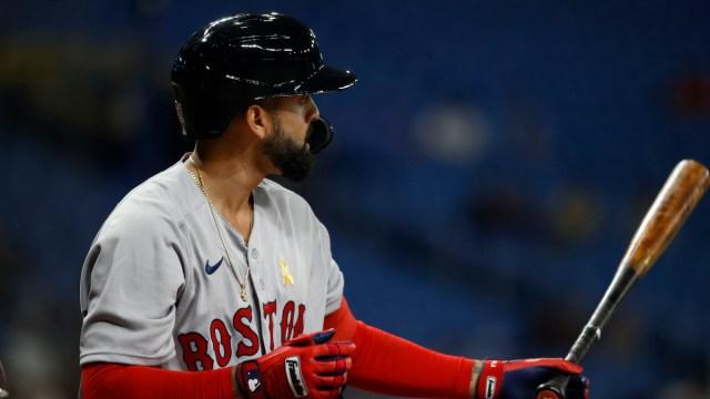 Boston Red Sox Infielder Jack López